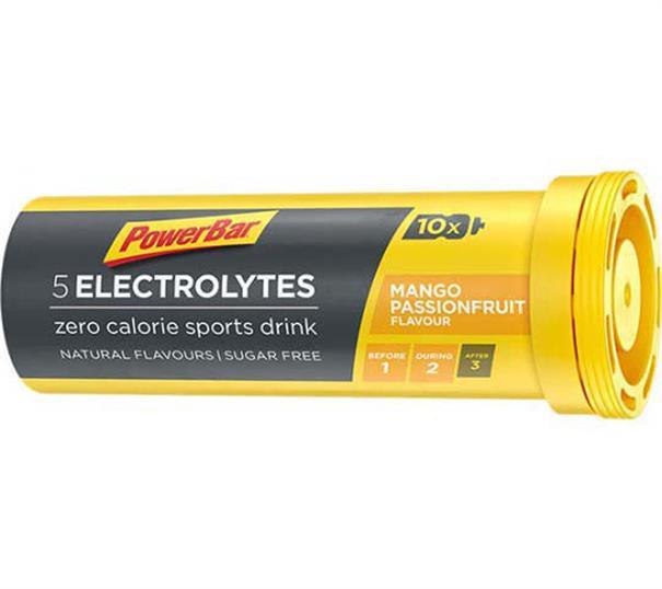 Powerbar electrolyte tabs mango Passionfruit (12)
