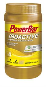 Powerbar isoactive lemon 600 gr. (2)