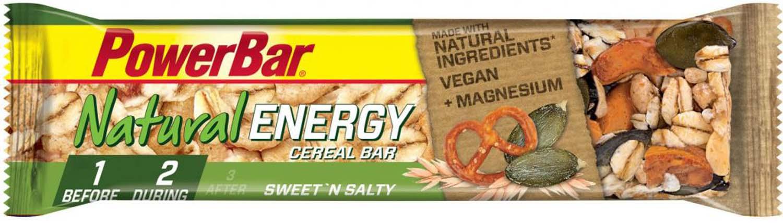 Powerbar Natural Energy Cereal Bar Sweet'n Salty (24)