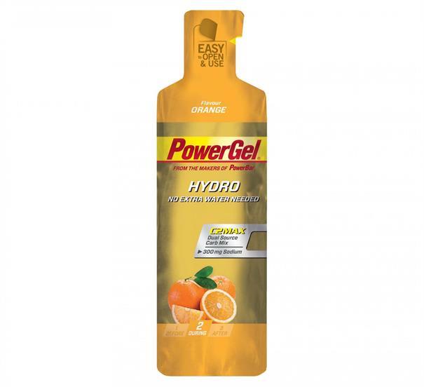Powerbar Powerbar Hydrogel Orange 70 gr. (24)