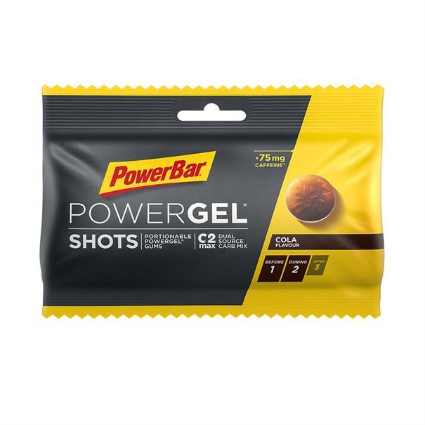 Powerbar Powergel Shots Cola 60 gr. (16)