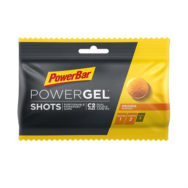 Powerbar Powergel Shots Orange (16)