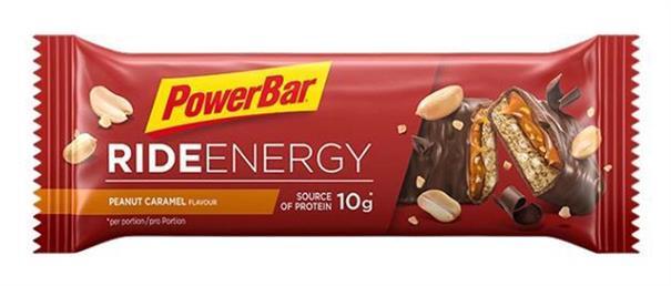 Powerbar Ride Energy Bar Peanut Caramel