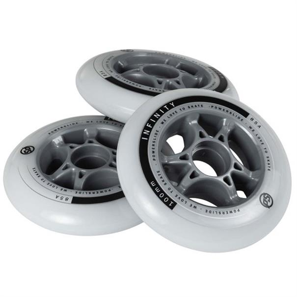 Powerslide infinity 4 pack 100 mm. 85a