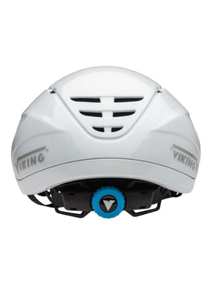Viking Schaats Helm Uni White